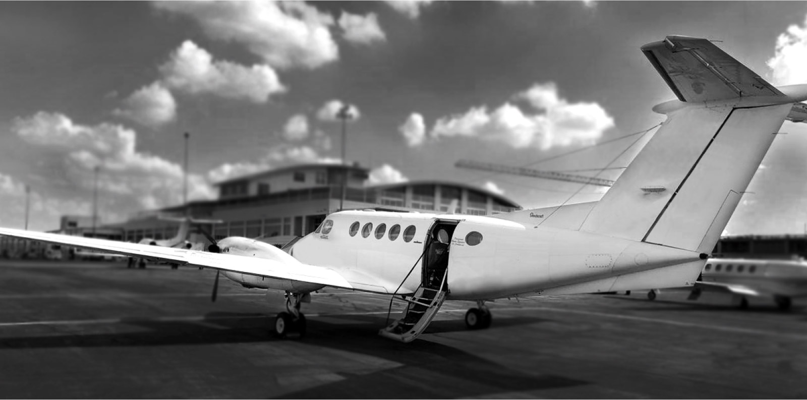 B200 Kind Air Aircraft